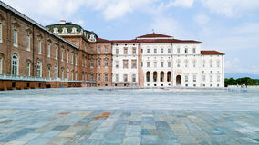 Venaria Royal palace in Turin Royalty Free Stock Images