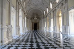Venaria Royal Residence Royalty Free Stock Photos