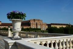 Venaria-Schloss, Reggia von Venaria, Turin, Italien Stockfotografie