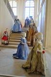 Venaria. turin, italy Savoy residences Royalty Free Stock Image