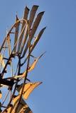 Venas del molino de viento Imágenes de archivo libres de regalías