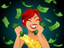 Vencedor Imagem de Stock Royalty Free