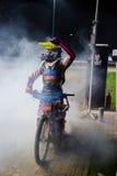 Vencedor da raça Grigorij Laguta Imagem de Stock