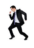 Vencedor do homem de negócio Imagem de Stock