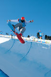 Vencedor Habermacher, Jogos Olímpicos da juventude Foto de Stock