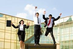 Vencedores Fotografia de Stock