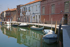 Vencie - architecture form Murano Stock Photography