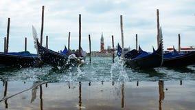 Vencie morning lagoon, Venice, Italy Royalty Free Stock Photos