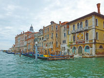 Vencie morning lagoon, Venice, Italy Royalty Free Stock Photos