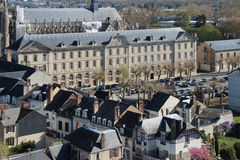 Vendôme - France Stock Photography