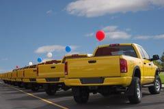 Venda amarela Imagens de Stock