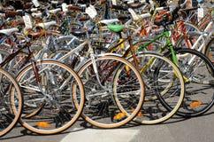 Venda da bicicleta imagens de stock royalty free