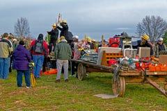 Venda da lama de Amish imagem de stock royalty free