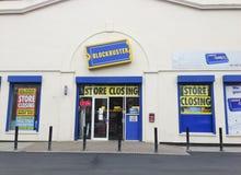 Venda de fechamento final da empresa do arrendamento do sucesso de público DVD Imagens de Stock Royalty Free