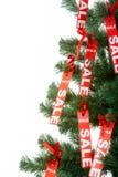 Venda do ano novo Fotografia de Stock Royalty Free