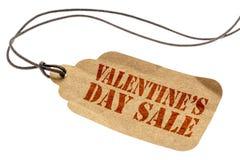 Venda do dia do ` s do Valentim foto de stock royalty free