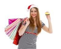 Venda do Natal Imagens de Stock Royalty Free