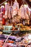 Venda espanhola 2 da carne Imagens de Stock Royalty Free