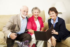 Venda Home bem sucedida Imagens de Stock Royalty Free
