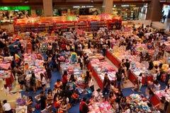 A venda a mais louca do brinquedo Fotografia de Stock