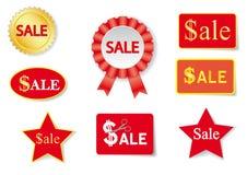 Vendas Imagens de Stock Royalty Free