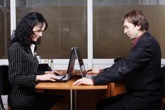 Vendas profissionais Imagem de Stock Royalty Free