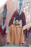 Vendedor ambulante, Marrocos Fotografia de Stock