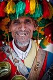 Vendedor del agua, Marrakesh 1 foto de archivo