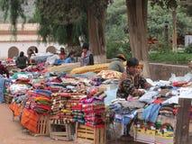 Vendedores ambulantes imagen de archivo libre de regalías