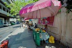 Vendedores ambulantes Fotos de Stock