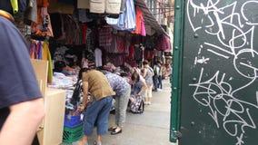 Vendedores de Chinatown