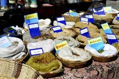 Vendendo o Frankincense Foto de Stock