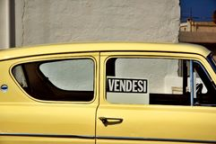 Vendesi - For Sale Royalty Free Stock Photo