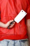 Vendetta imprevista Fotografia Stock Libera da Diritti