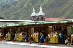 Vendeurs de canne à sucre Images libres de droits