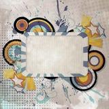 Vendimia beat2 Fotos de archivo libres de regalías