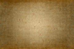 Vendimia de papel de Grunge Imágenes de archivo libres de regalías