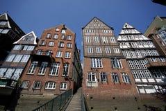 Vendimia Hamburgo fotografía de archivo libre de regalías