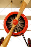 Vendimia roja imagen de archivo libre de regalías