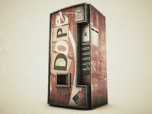 Vending machine Stock Images