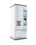 Vending machine for beverages Royalty Free Stock Photos