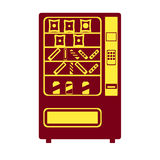 Vending machine icon Royalty Free Stock Images