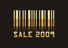VENDITA 2009 royalty illustrazione gratis