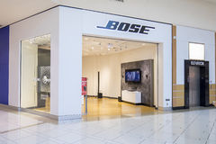 Vendita al dettaglio di Bose Immagini Stock