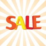 vendita 3D Fotografia Stock