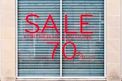 vendita di 70% Fotografie Stock