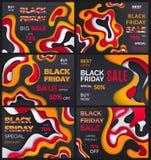 Vendita di Black Friday, migliore offerta di Autumn Season royalty illustrazione gratis