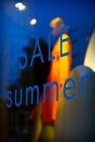 Vendita di estate Immagine Stock