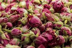 Vendita di varie spezie nel mercato a Costantinopoli Varietà di gusto e di aroma immagini stock libere da diritti