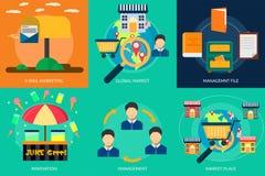 Vendita e gestione royalty illustrazione gratis